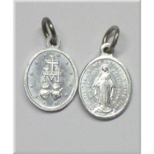 Wundertätige Medaille Alu (13mm)