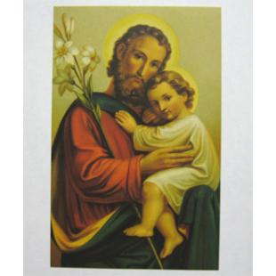 Heiligenbild Hl. Joseph