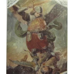 Heiligenbild St. Michael