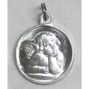 Sixtinischer Engel Medaille Alu