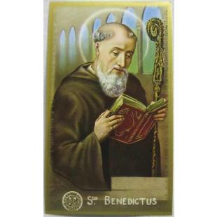 Heiligenbild Hl. Benedikt