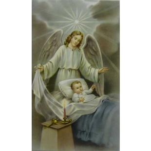 Heiligenbild Schutzengel