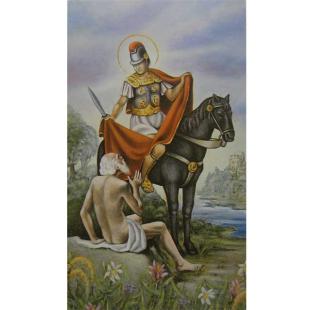 Heiligenbild Hl. Martin