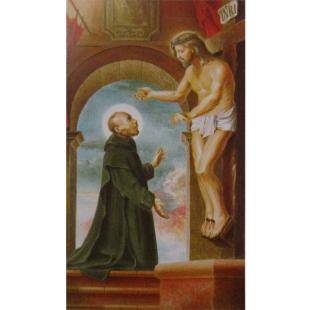 Heiligenbild Camillus