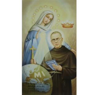Heiligenbild Hl. Maximilian Kolbe