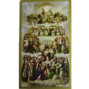 Heiligenbild Alle Heiligen