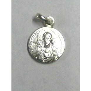 Skapuliermedaille Silber 925, 10 mm