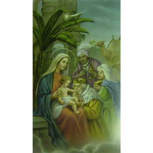 Heiligenbild Heilige Drei Könige