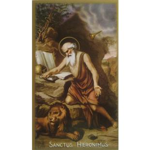 Heiligenbild Hieronymus