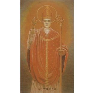 Heiligenbild William von York