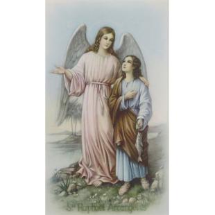 Heiligenbild Erzengel Raphael