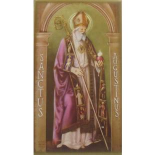 Heiligenbild Augustinus