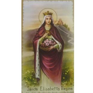 Heiligenbild Elisabeth (Königin)