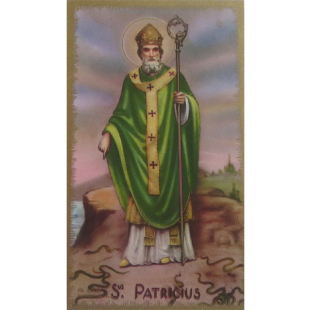 Heiligenbild Patrick