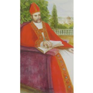 Heiligenbild Robert