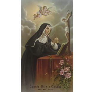 Heiligenbild Rita Cascia