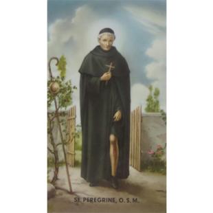 Heiligenbild Peregrinus