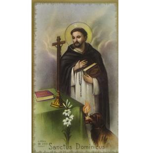 Heiligenbild Dominicus