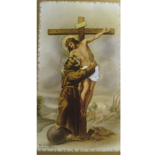 Heiligenbild Franz von Assisi
