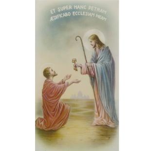 Heiligenbild Petrus