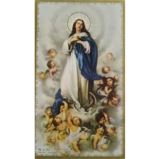 Heiligenbild Mariä Himmelfahrt